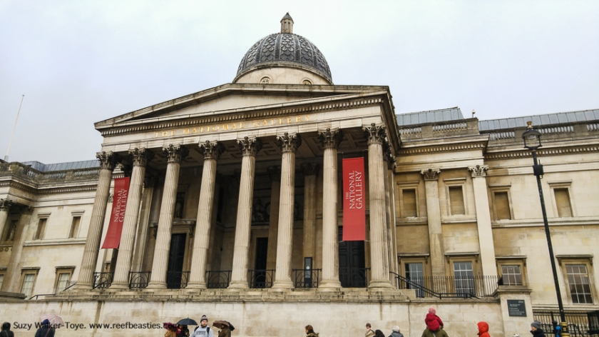 National Gallery (Outside)
