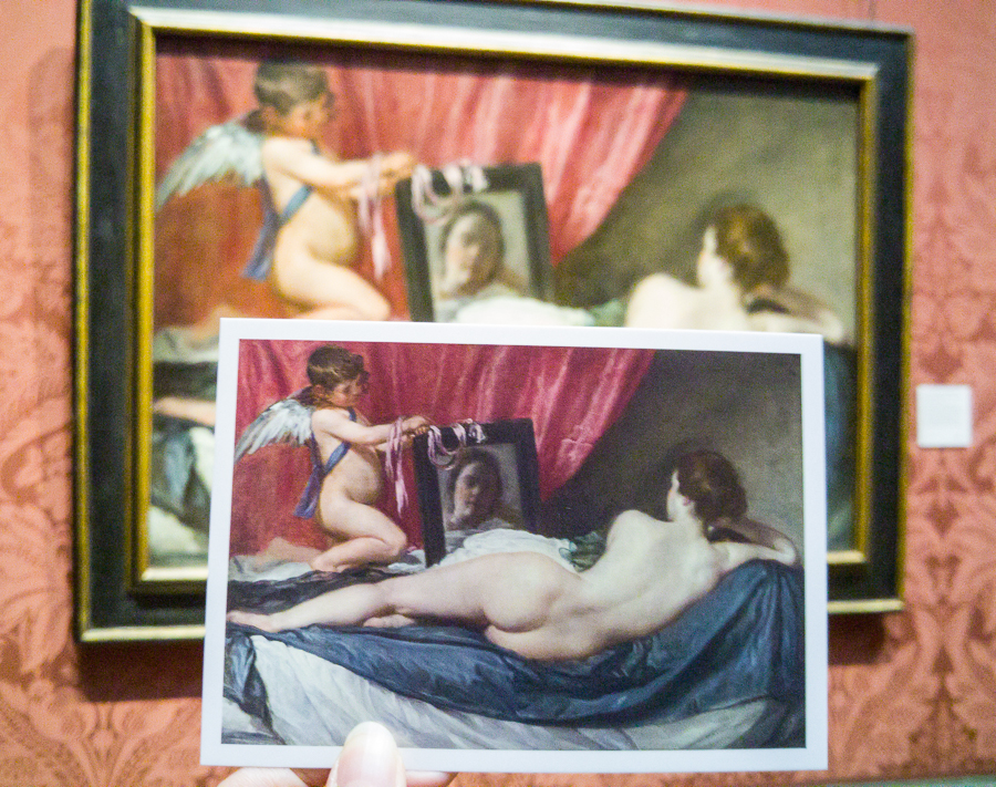 Painting Review – 'The Toilet of Venus ('The Rokeby Venus')' – OCA Art  History 1: Western Art