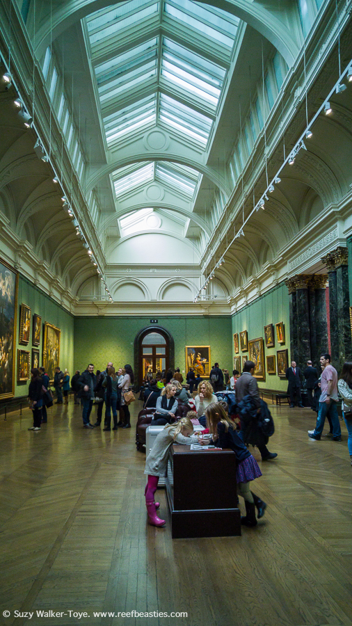 National Gallery room 32