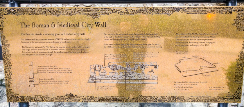 London Wall Walk - panel 3 (inner wall) - click for larger