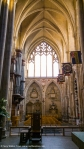 Pointed Arches & Vaulted Ceiling - South Transept