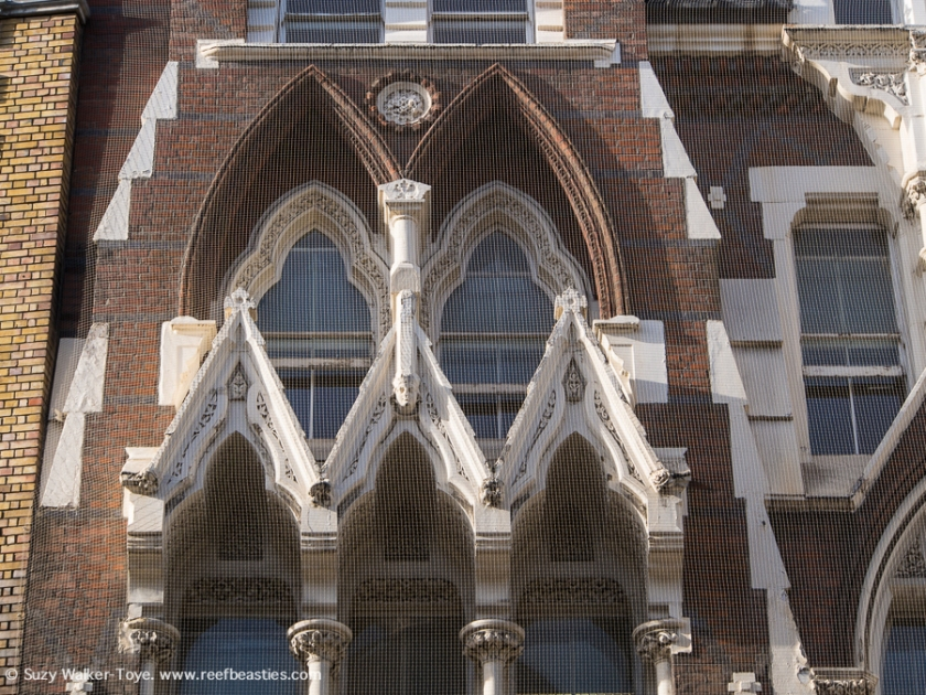 EastCheap Gothic - pointed arches