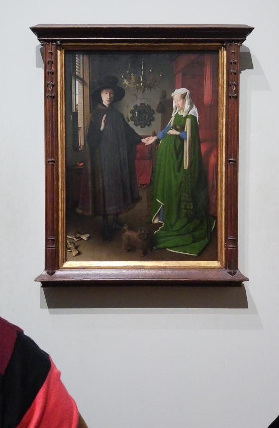 Arnolfini portrait