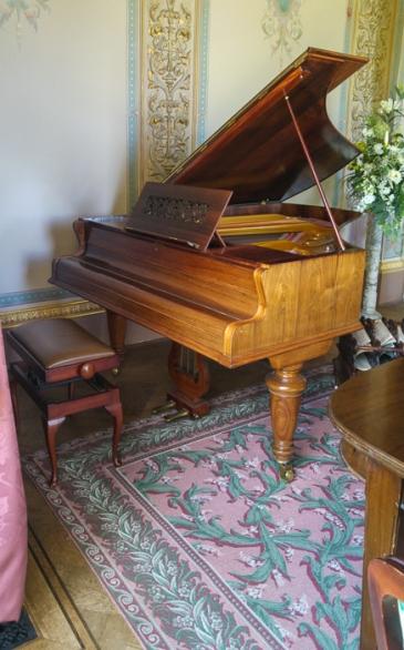 Drawing Room piano