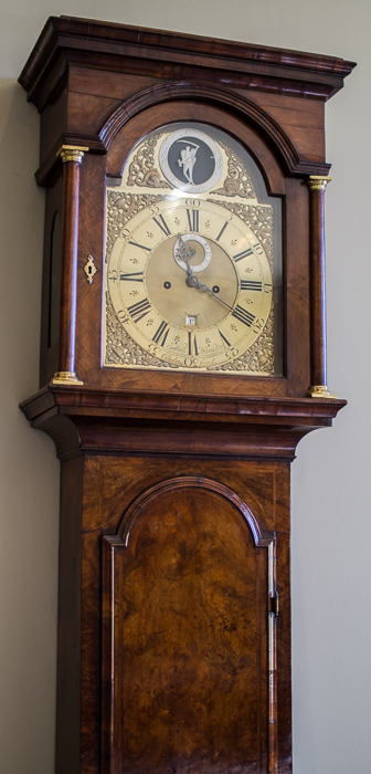 Hylands House - Clock