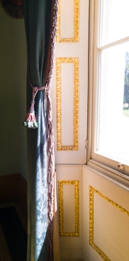 Saloon - window details