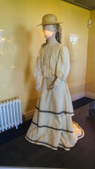 Hylands House - Social History Room