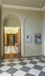 Hylands House - Doorway to the Entrance Hall