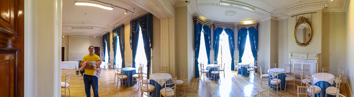 Hylands House - Terrace Room