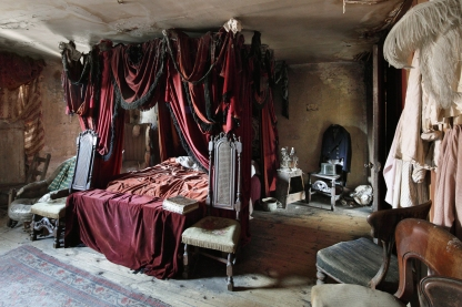 Dickins Room - Dennis Severs House, © Roelof Bakker - 2015, used with permission