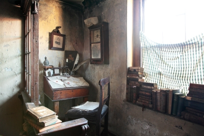 Dickens Room - Dennis Severs House, © Roelof Bakker - 2015, used with permission